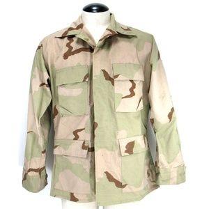 US Army - Coat Jacket - Desert Camo - Medium